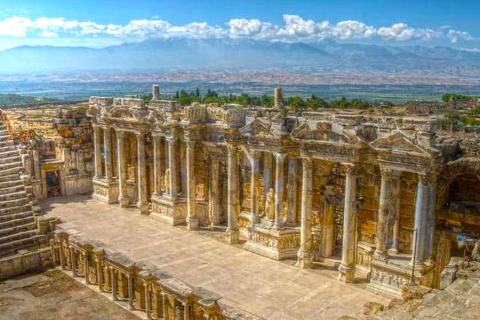 Guided Tours Turkey follow footsteps St. Paul Hierapolis