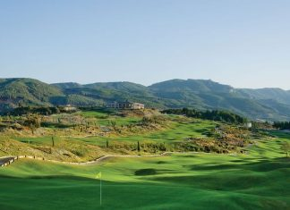 Private golfing tour Turkey Kusadasi International Golf Club